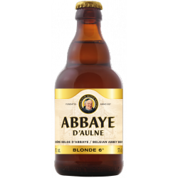 ABBAYE D'AULNE BLONDE 33CL NC