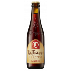 LA TRAPPE DUBBEL 12*33CL -VP