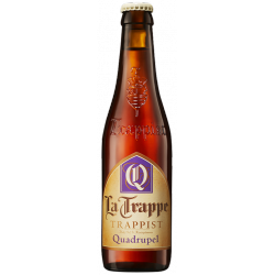 LA TRAPPE QUADRUPEL 12*33CL -VP