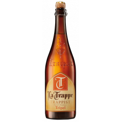 LA TRAPPE TRIPEL 12*33CL -VP