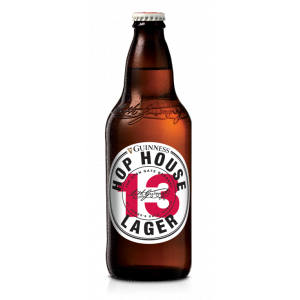 GUINNESS HOP HOUSE 13 LAGER 33CL NC