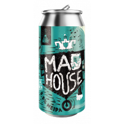 MAD SCIENTIST MADHOUSE BOITE 44CL NC****