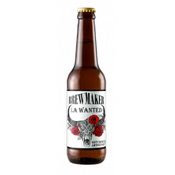 BREWMAKER LA WANTED 24*33CL NC****