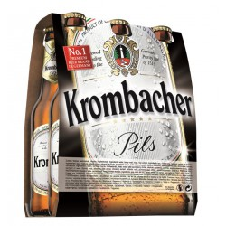 KROMBACHER PILS PACK 6*33CL NC