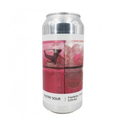 POPIHN PASTRY SOUR CACAO FRAMBOISE BOITE 44CL NC****
