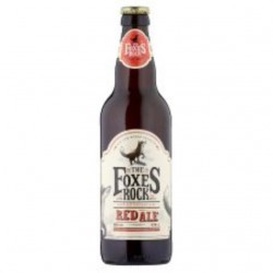 FOXES RED ALE 33CL NC