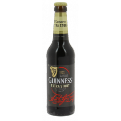 GUINNESS EXTRA STOUT 12*33CL -VP